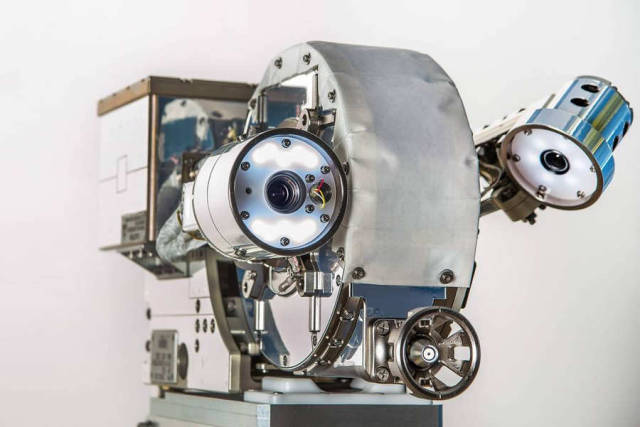 These Robotic Eyes by NASA