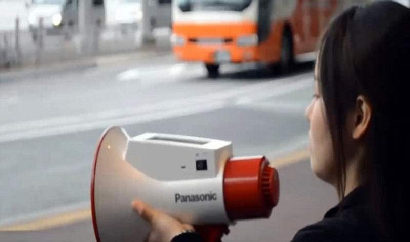 Magic Megaphone Instantly Translates