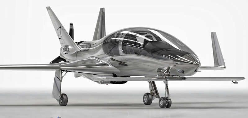 Valkyri smallest Private Jet