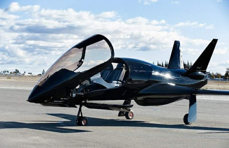 Valkyri Smallest Private Aircraft  WordlessTech