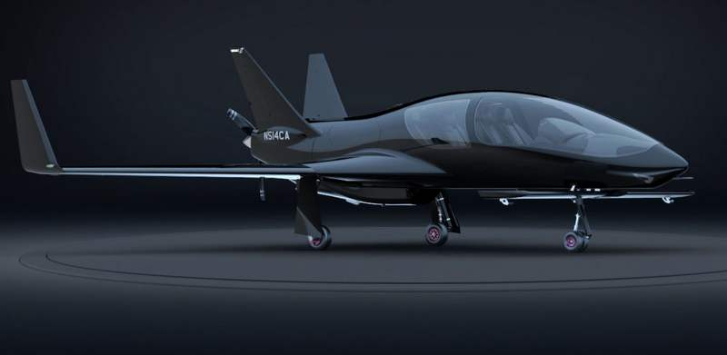 Fastest Jet In The World >> Valkyri smallest Private aircraft – wordlessTech