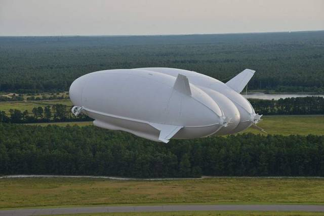 World's biggest aircraft 'takes off' (4)