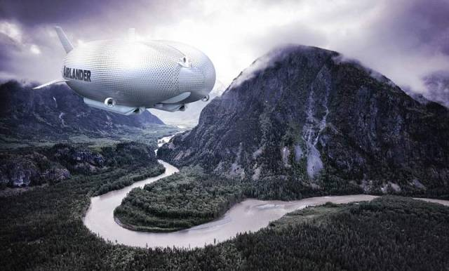 World's biggest aircraft 'takes off' (3)