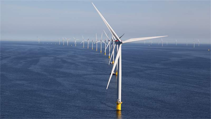 World's biggest offshore Wind Farm to be built by DONG Energy
