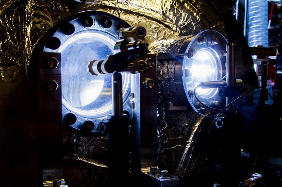 The Linac Coherent Light Source or LCLS