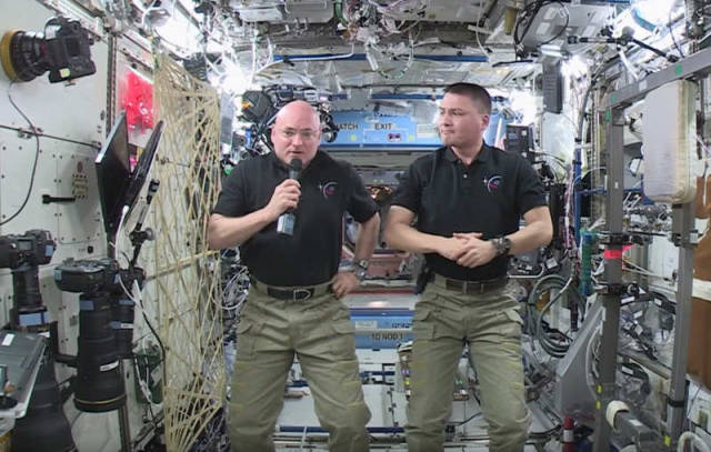 A Message from the World's Astronauts to COP21