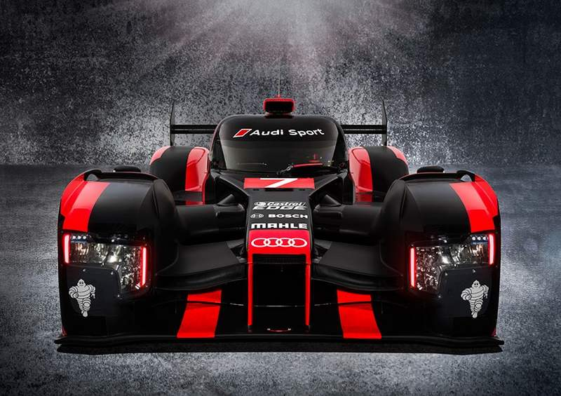audi 2016 r18 le mans prototype wordlesstech. Black Bedroom Furniture Sets. Home Design Ideas