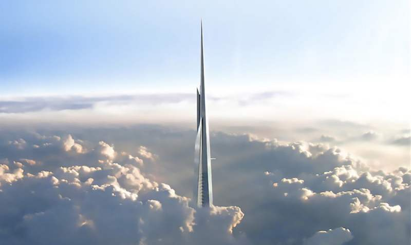 World's Tallest Jeddah Tower (6)
