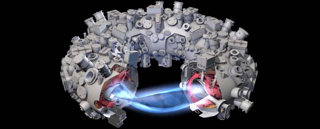 Stellarator in Germany