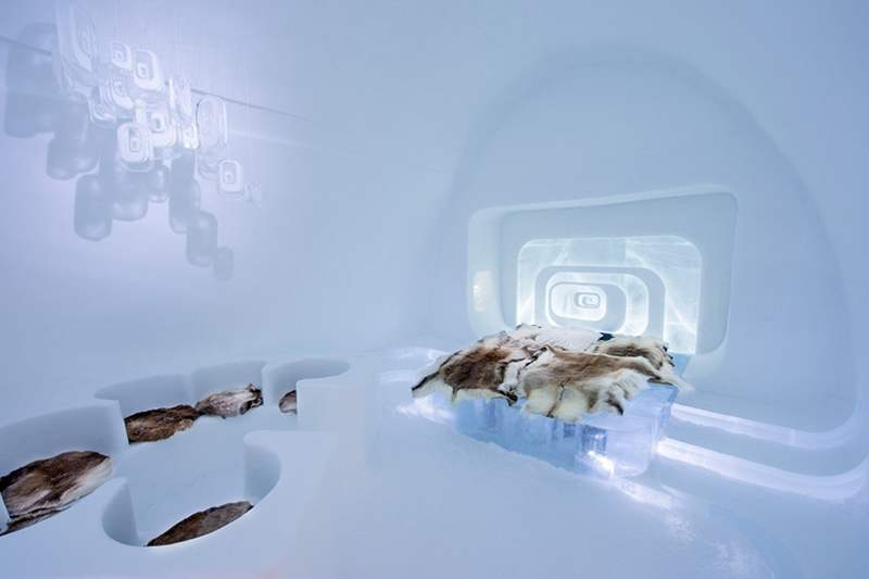 wordlesstech icehotel 2016 opens now in sweden. Black Bedroom Furniture Sets. Home Design Ideas