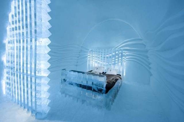 Icehotel 2016 in Sweden (1)
