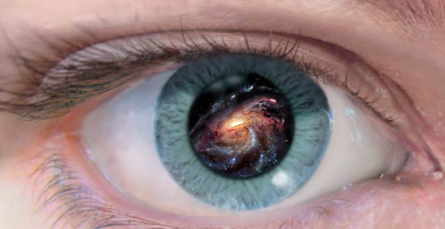 Infinite Zoom in our Universe