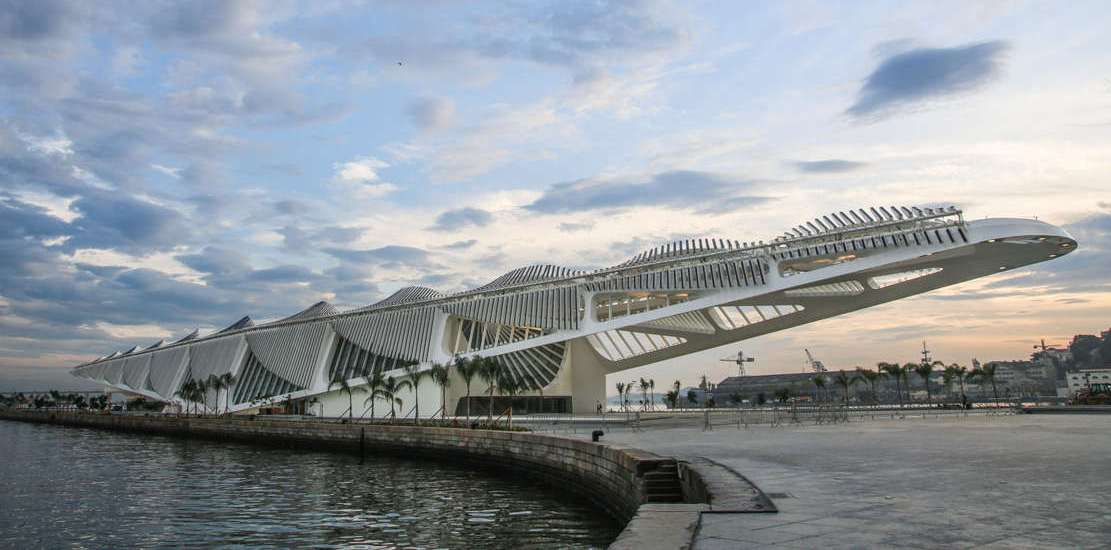 Museum of Tomorrow by Santiago Calatrava (1)