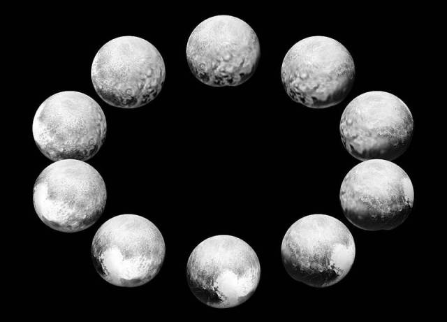 New amazing images from Pluto's surface (1)