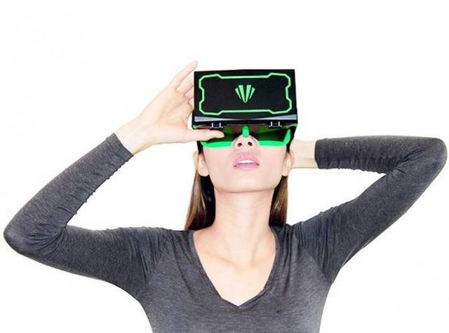 Teleport Virtual Reality system (4)
