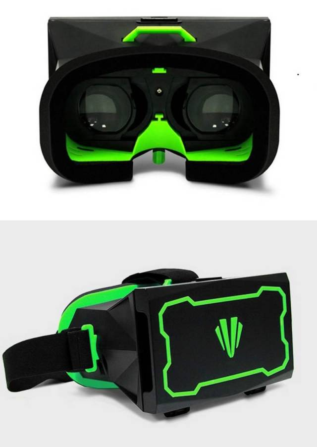 Teleport Virtual Reality system (2)