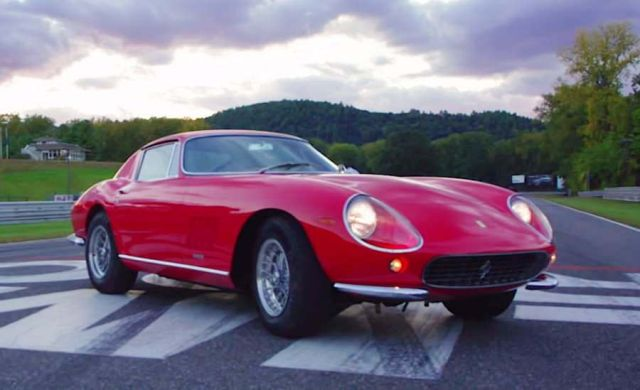 The Ferrari 275 GTB left an astounding imprint on the Car World (1)