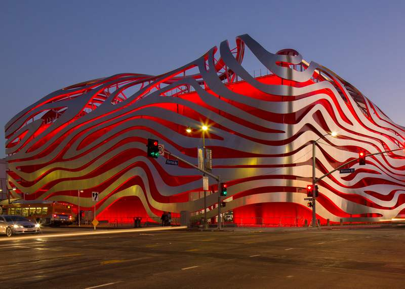 The Petersen Automotive Museum in Los Angeles (13)
