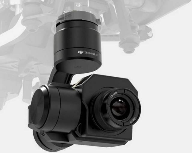 Wordlesstech Zenmuse Xt Thermal Imaging Drone