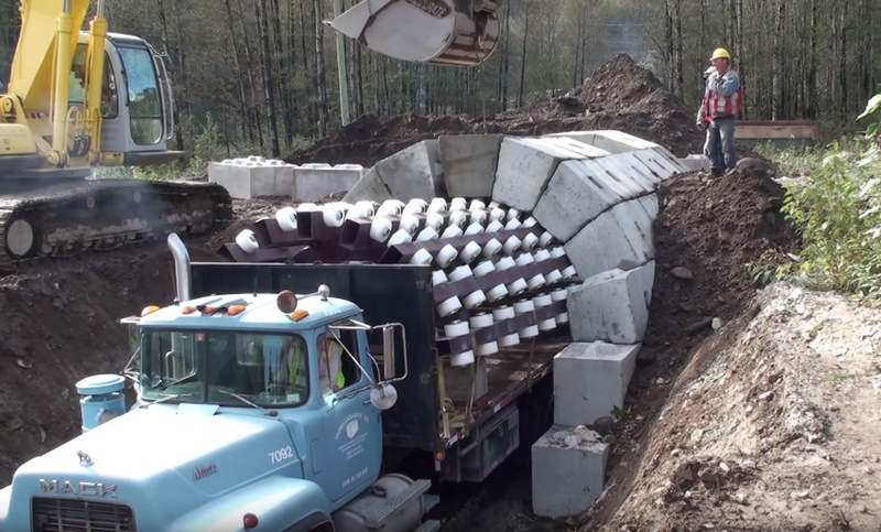 A way to build a Tunnel