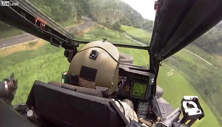 AH-64Apache Low Level flight