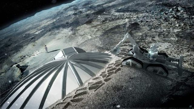 Europe is planing for a Moon Base by 2030