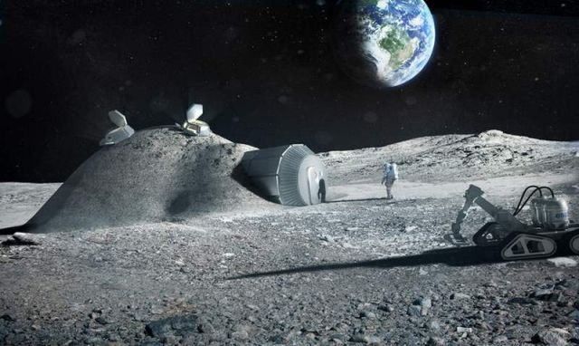 Europe is planing for a Moon Base by 2030 (3)