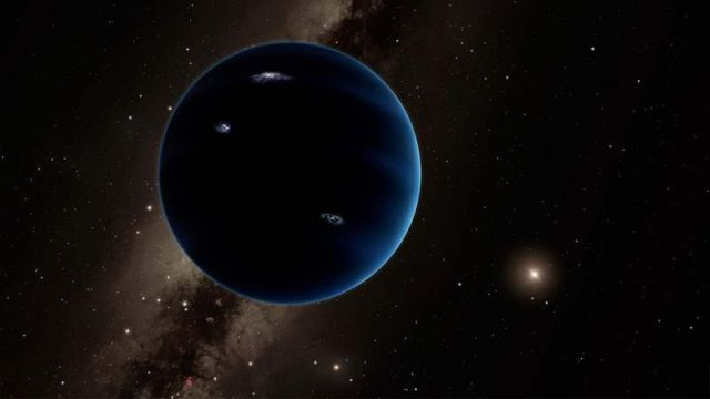 The Ninth Planet