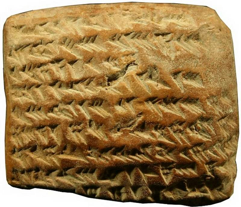 Babylonians invented Astronomical Geometry