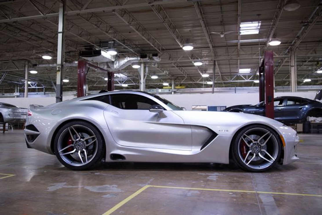 Force 1 V10 supercar by Henrik Fisker (1)