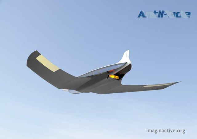 Antipode Hypersonic Jet concept (4)