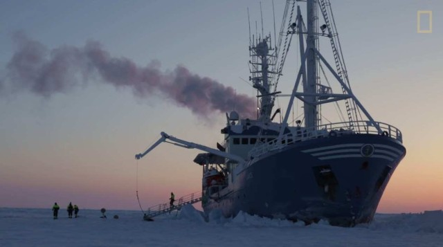 Life on an Arctic Expedition- Drifting with the Ice (1)