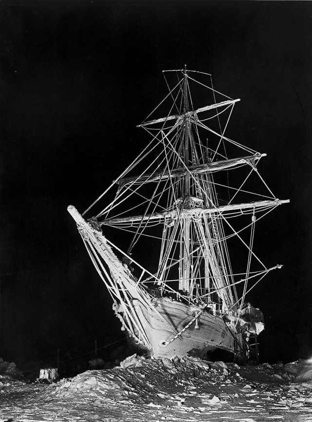 Shackleton's Fateful Antarctic Voyage