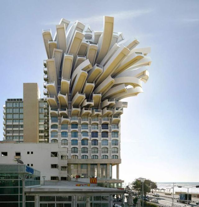 Reimagining Cityscapes by Víctor Enrich
