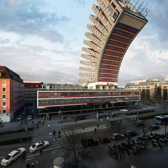 Reimagining Cityscapes by Víctor Enrich (1)
