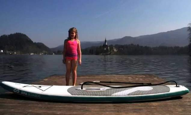 Sipa Self-inflating Electric Powered SUP board