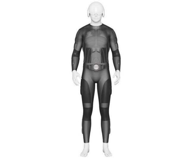 Teslasuit for Virtual reality
