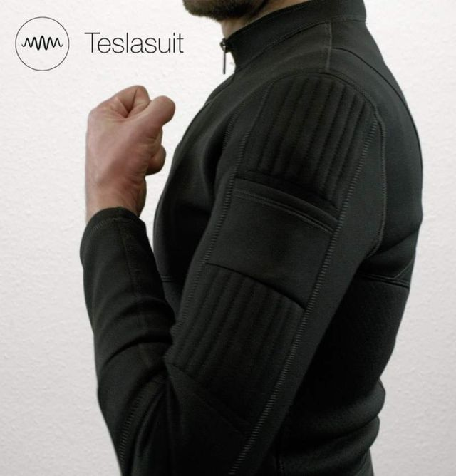 Teslasuit for Virtual reality (2)