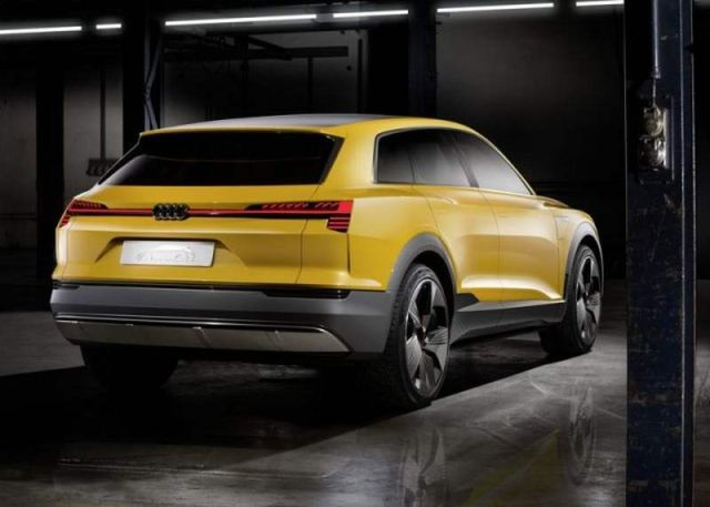 The Hydrogen powered Audi H-Tron quattro concept (4)