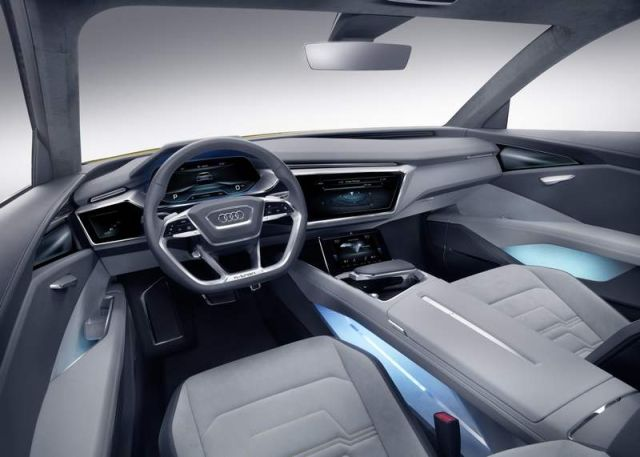 The Hydrogen powered Audi H-Tron quattro concept (2)