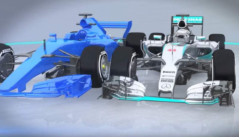 The radical overhaul that is coming in 2017 F1