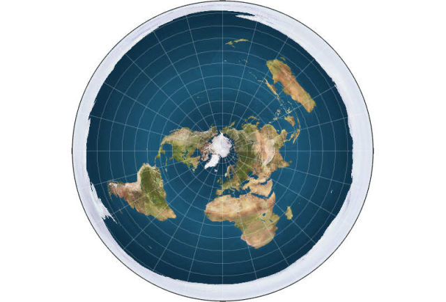 Why Earth is not Flat, explained