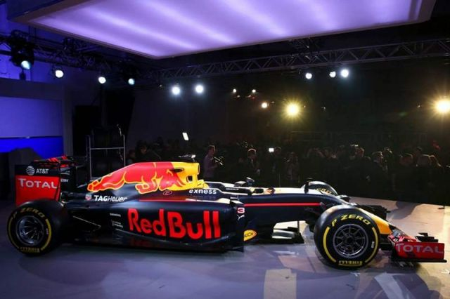 Red Bull racing 'RB12'