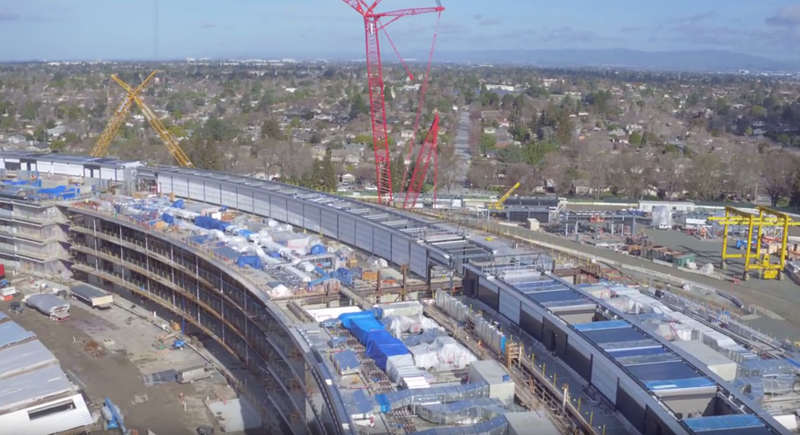 Apple Campus 2 February 2016