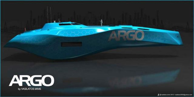 Argo Yacht concept by Vasilatos Ianis (3)