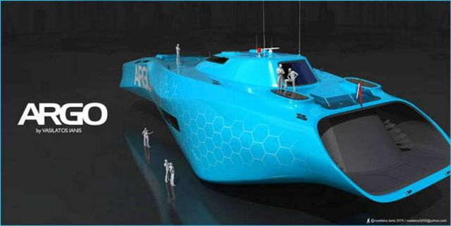 Argo Yacht concept by Vasilatos Ianis (2)