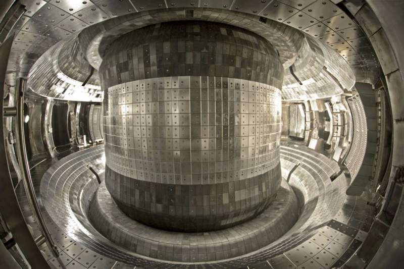 China's Fusion reactor