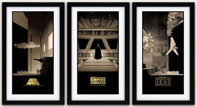 Star Wars Posters by Matt Ferguson