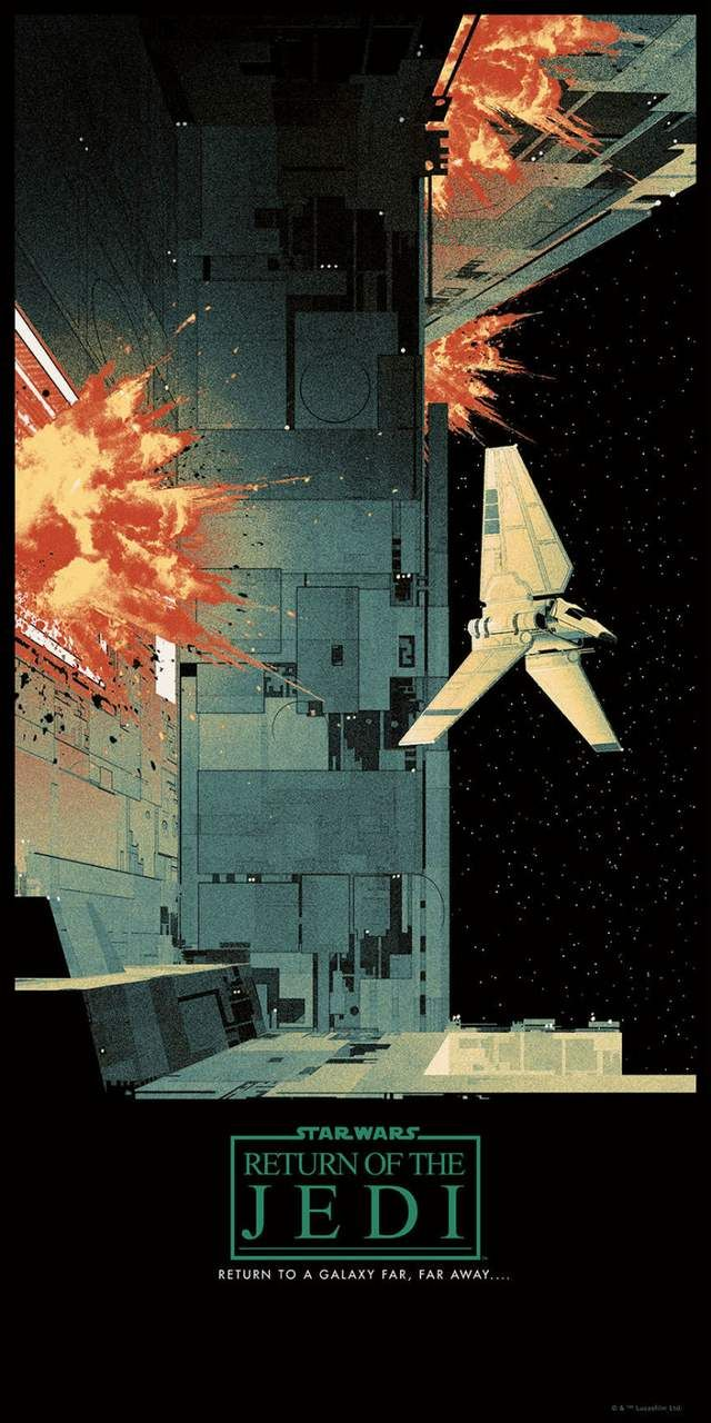 Star Wars Posters by Matt Ferguson (5)