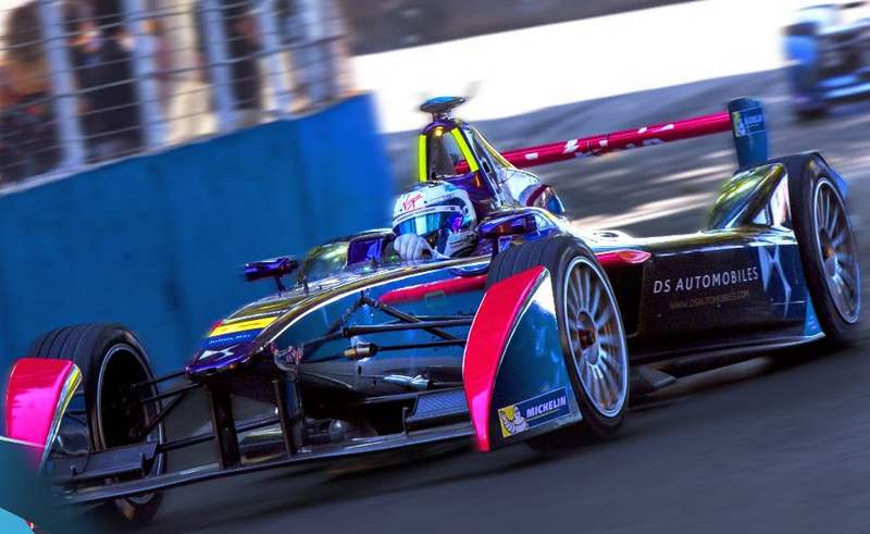 Formula E Argentina Race Highlights 2016